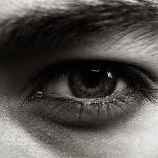 Da cor dos olhos dele