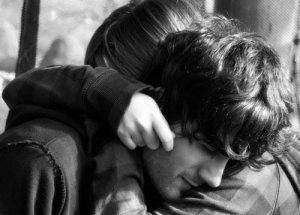 Em teus braços