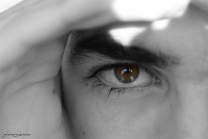 Através dos olhos dele